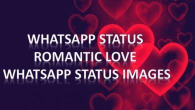 Photo of Whatsapp Status Romantic Love    Whatsapp Status Images