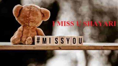 Photo of I miss u shayari